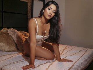 BrendaSalas recorded nude